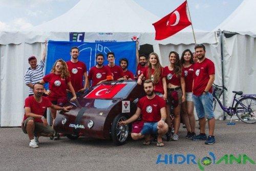 Hidroana, Türkiye İkincisi Oldu