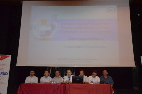 Iğdır'da 'Metzamor Nükleer Santrali' Toplantısı