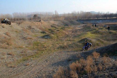Iğdır'da Off Road Heyecanı