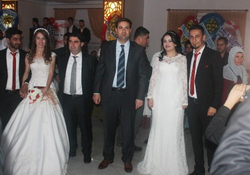 İlk Müftü Nikahı Diyarbakır'da Kıyıldı