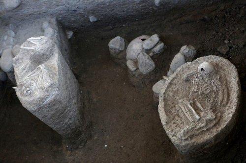 İzmir'de 5 Bin Yıllık Üzüm Çekirdekleri Bulundu