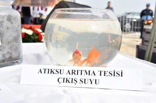 İzmir'de Temiz Su Gururu