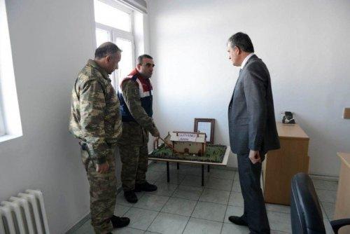 """Jandarma'dan """"Güvenli Ahır"""" Projesi"""