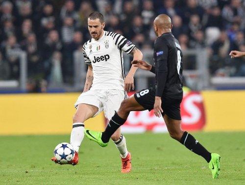 Juventus Çeyrek Finalde