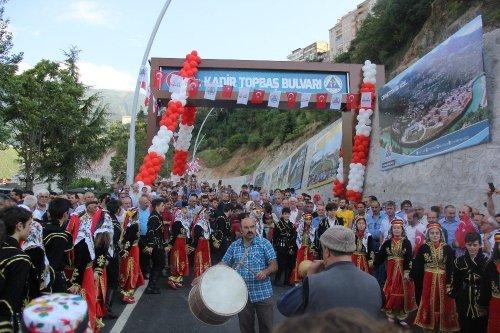 Kafkasör Festivali Boğalar Eşliğinde Yürüyüş İle Başladı