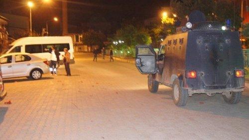 Kağızman İlçe Emniyet Müdürlüğü'ne Roketli Saldırı