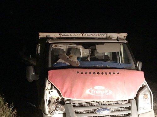 Kağızman'da Trafik Kazası: 2 Ölü