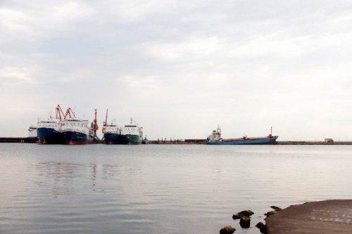 Karaya Oturan Gemi İhaleyle Satılacak
