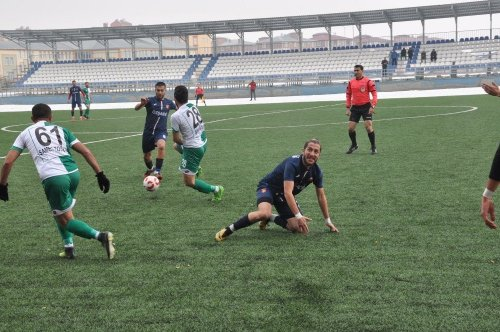 Kars 36 Spor: 4 Karlıova Yıldırım Spor: 1