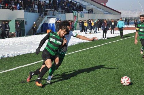 Kars 36 Spor, Kelkit Belediye Hürriyet Spor'u Mağlup Etti