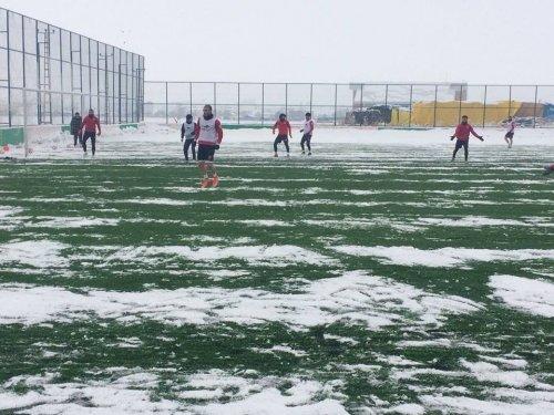 Kars 36 Spor Yakutiye Maçına Hazır