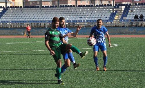 Kars 36 Spor, Zağnas Spor'u 2-1 Yendi