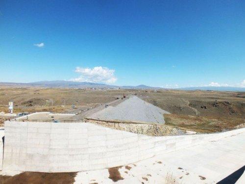 Kars Barajı İle 475 Bin 780 Dekar Alan Suya Kavuşacak