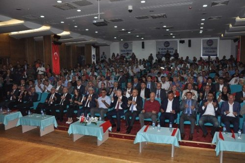 Kars Belediyesi'nce Mevlit Programı Düzenlendi