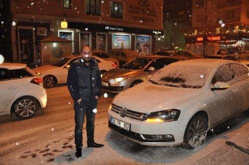 Kars Yeniden Beyaza Büründü