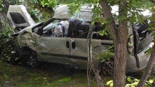 Kars'ı Kedere Boğan Trafik Kazası