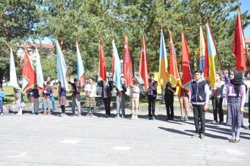 Kars'ta 63 Bin Öğrenci İçin Zil Çaldı