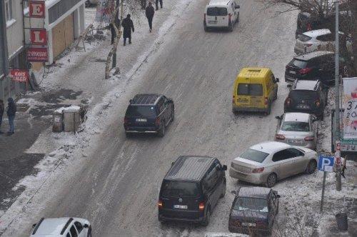 Kars'ta Araç Sayısı 43 Bine Ulaştı