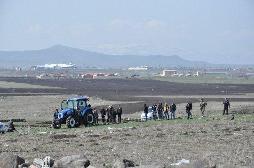 Kars'ta 'Arazi Kavgası' Büyümeden Önlendi