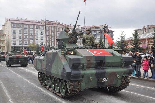 Kars'ta Cumhuriyet Bayramı Kutlamaları