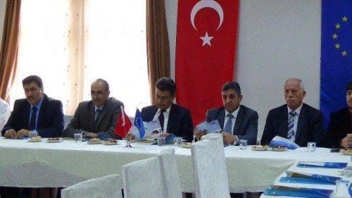 Kars'ta Gak-Mek-Gid Çalıştayı Düzenlendi
