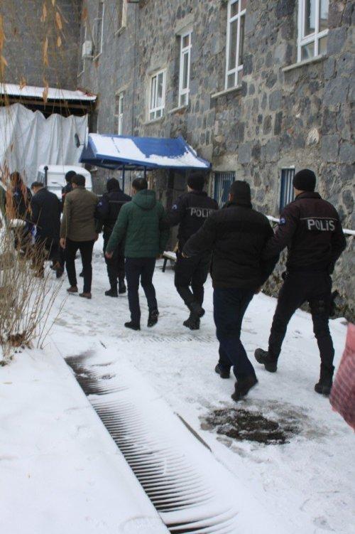 Kars'ta Göçmen Kaçakçılığı Operasyonu