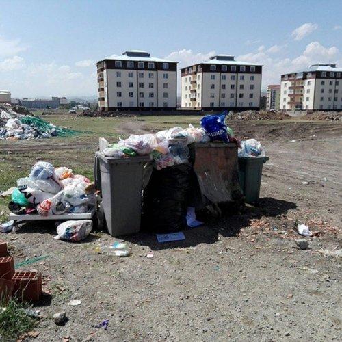 Kars'ta ki Çöp Sorunu