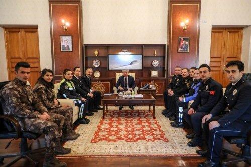 Kars'ta 'Polis Haftası' Kutlamaları Başladı