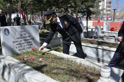 Kars'ta, Polis Teşkilatı'nın 173. Yıldönümü