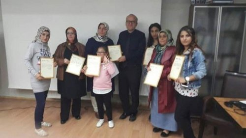 Kars'ta 'Proje Döngüsü Eğitimi'