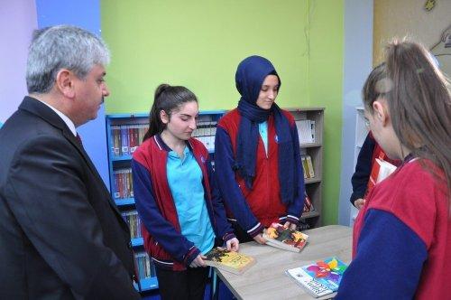 Kars'ta Z Kütüphanenin Açılışı Yapıldı