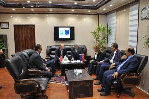 KAÜ ile Aras EDAŞ İşbirliği Protokolü İmzaladı