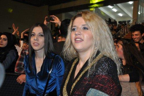KAÜ'de Grup İmera ve Ece Seçkin Konseri