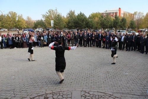 KAÜ'de Kafkasya Halk Kültürü Kongresi