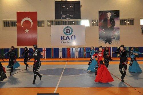 KAÜ'de Kültür Şöleni