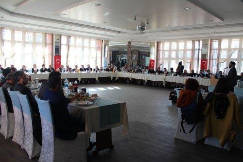 KAÜ'den Kamu-Üniversite-Sanayi İşbirliği
