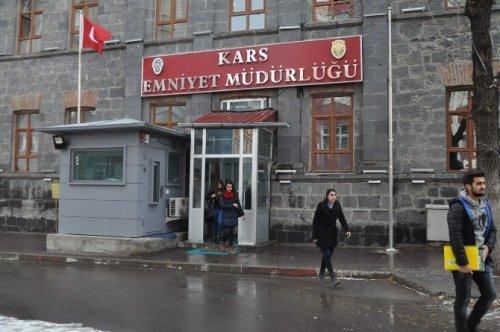 KAÜ'den Kars Polisine Ziyaret