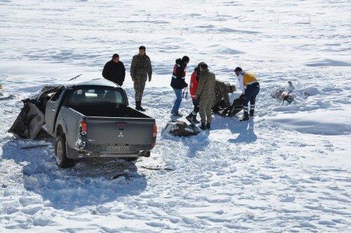 Kazadan Kurtuldu, Soğuğa Yenik Düştü