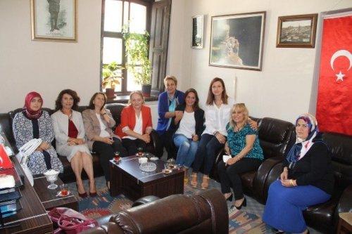 Kent Konseyi Kadın Meclisi'nin Hazırladığı Sergi