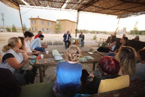 Konya'daki Sanatçıların Köyünde Festival Başladı