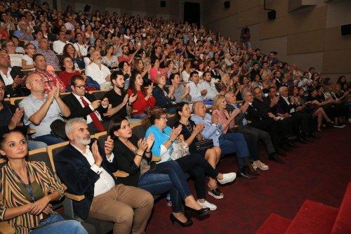 Livaneli'nin 50. Sanat Yılı Kutlandı