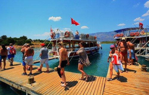 Muğla'da Turizm 15 Yıl Geriye Gitti