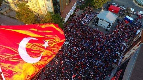 Nevşehir'de Nöbet Sona Erdi