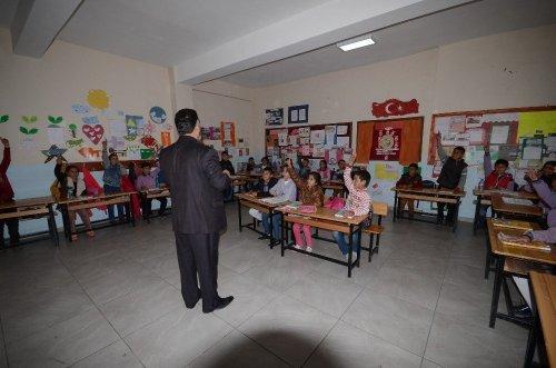 Öğrencilere
