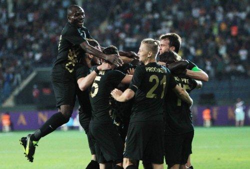 Osmanlıspor, Midtjylland'ı Konuk Ediyor