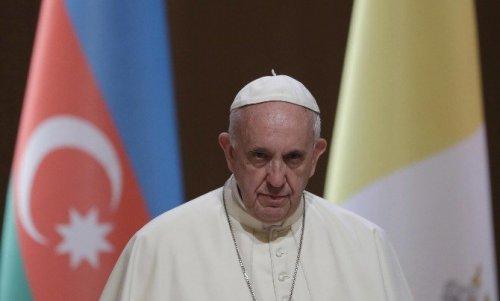 """Papa Francis: """"Kafkasya'da Barış Sağlanmasını İstiyorum"""""""