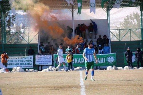 Sarıkamış Belediyespor, Rize Çayelispor'u 1-0 Yendi