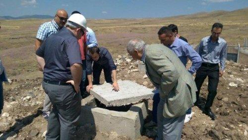 Sarıkamış Kaymakamı Karaman, Köylerde