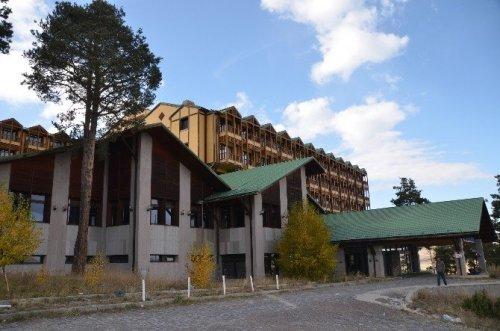 Sarıkamış Toprak Hotel, Kiraya Verildi