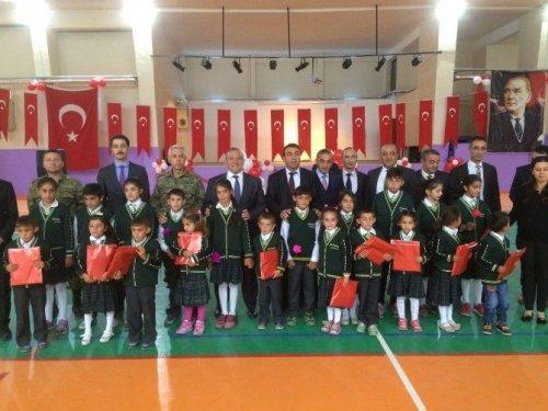 Sarıkamış'ta Yeni Eğitim ve Öğretim Yılı